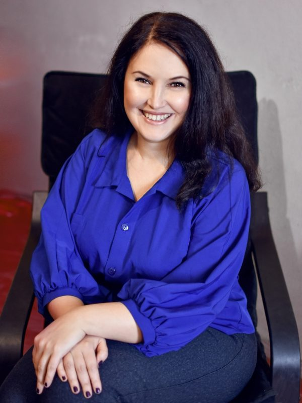 Екатерина Криченко