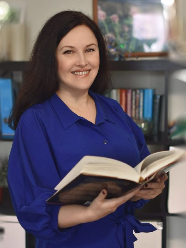 Психолог Екатерина Криченко